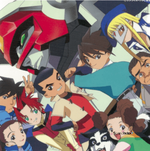 Gear Fighter Dendoh Albums to be Streamed for 20th Anniversary