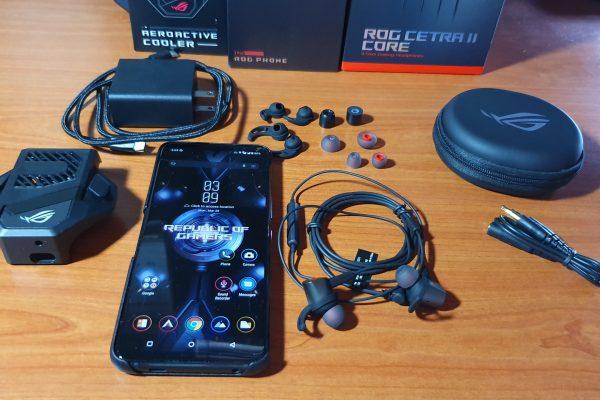 Asus ROG Phone 5 Package