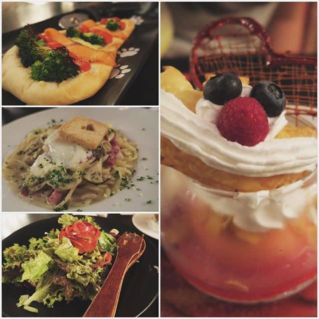 Grace Li Exotic Foods Montage