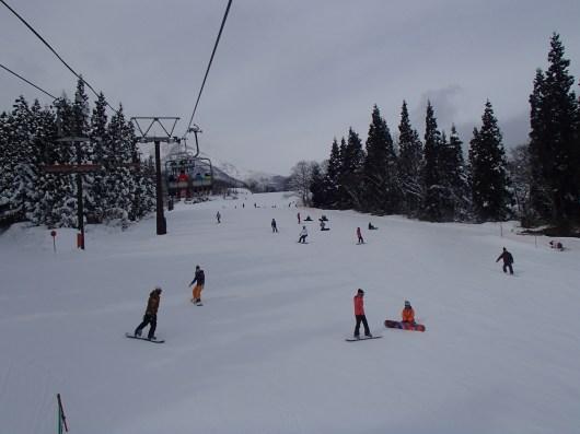 snowboarding, skiing, akakura onsen, myoko, powder snow