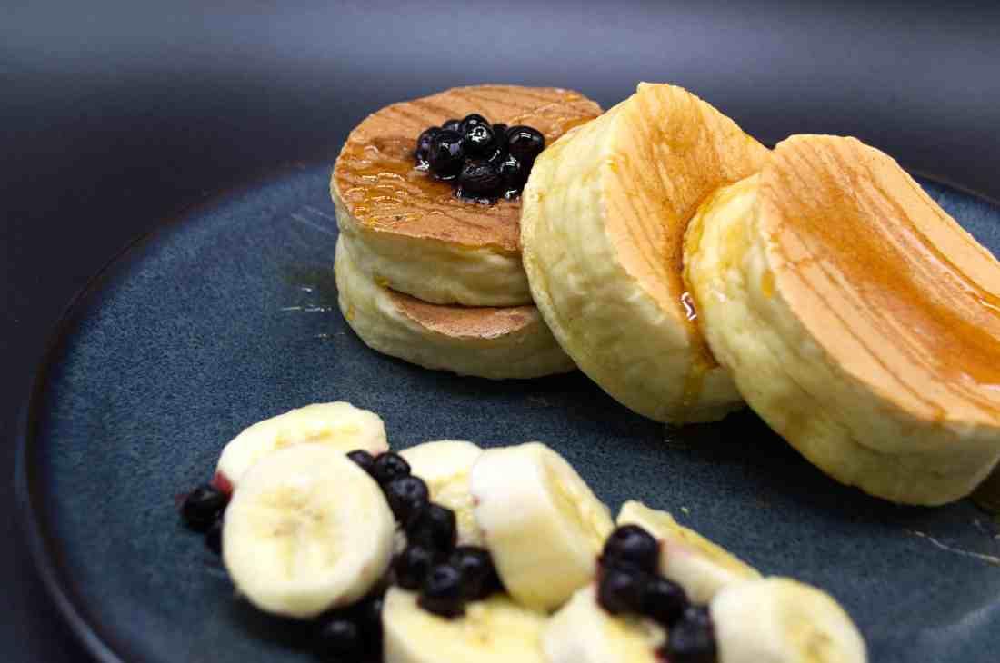Receta Pancake Japones Pancake Soufflé
