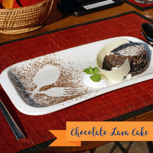 Chocolate-Lava-Cake
