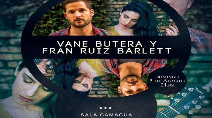 Vane Butera - Fran Ruiz