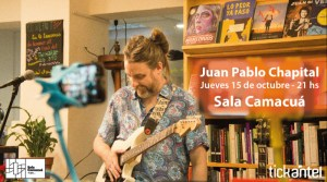 Música al sur - Juan Pablo Chapital