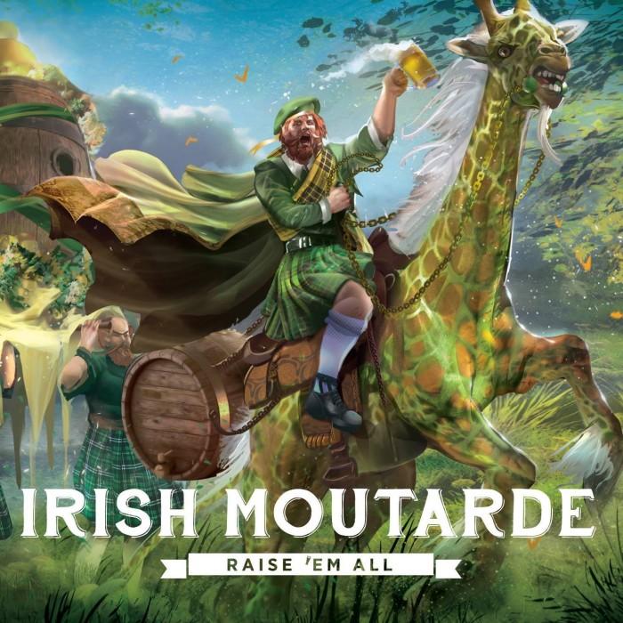 irish moutarde raise 'em all