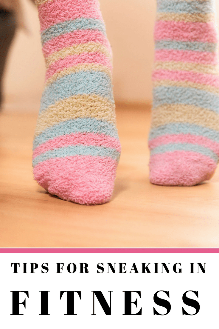 Tips for Sneaking in Fitness + Weekly Fitness Move