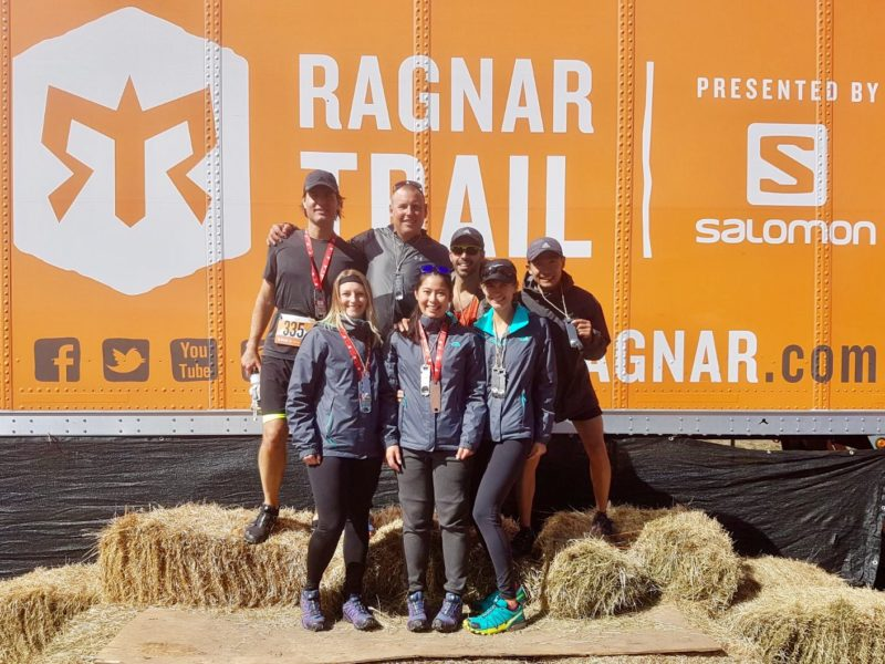 Ragnar Trail Cottage Country