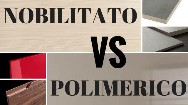 Nobilitato vs. polimerico pvc & pet come scegliere una cucina di