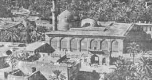 Shrine of Hazrat Imam Abu Hanifa (Radi ALLAH Taala Unho) in Iraq.