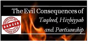 the-evil-consequences-of-taqleed-feautured