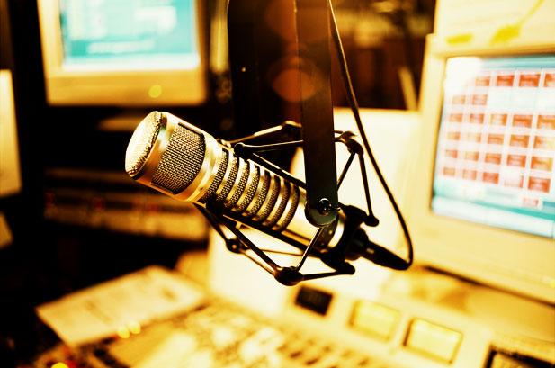 mic studio