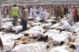 Jamaah Haji yang meninggal saat berdesak-desakan di Mina-Kamis (10 Zulhijjah 1436 H-24 September 2015)-jpeg.image
