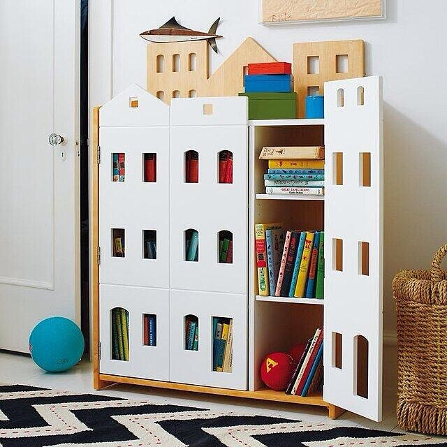 ouaou la classe biblioth que pour enfants deco bibliotheque enfant brownstone bookcase. Black Bedroom Furniture Sets. Home Design Ideas