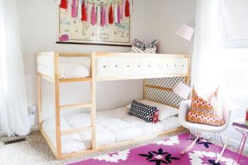 Déco pour chambre de filles - SalamStick : le Blog