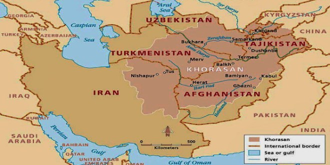 The Legendary Land of Khorasan