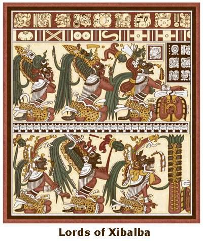 Lords of Xibalbà