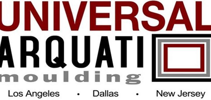 Universal Arquati mouldings