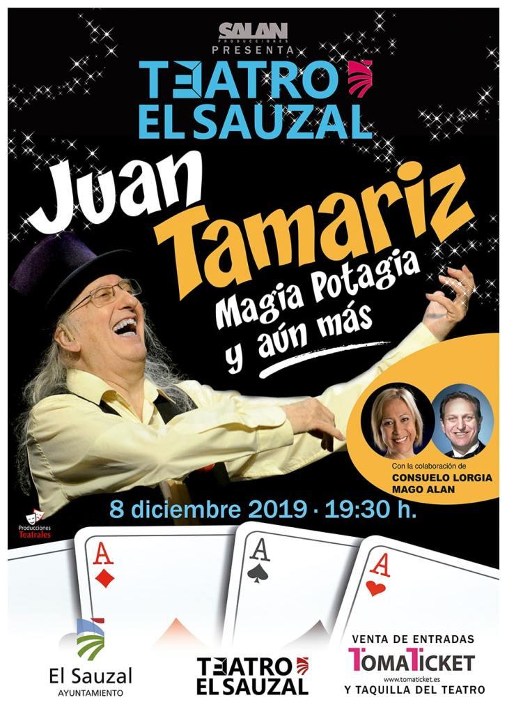 Espectáculo de Magia Juan Tamariz