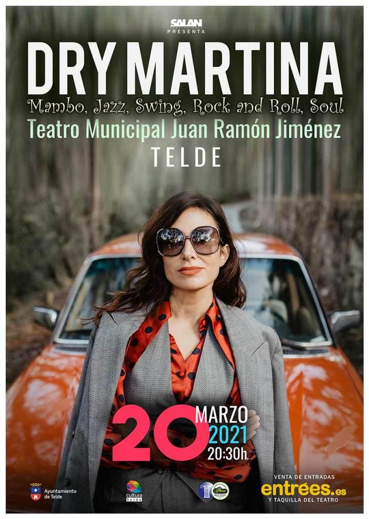 concierto de música dry martina