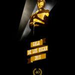 Cartel de los Oscars