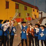 Estreno de D'Artagnan y los 3 mosqueteros