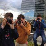Fotógrafos de altura