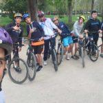 Ciclistas de élite