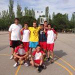 Comienza la Eurocopa pero jugamos al Basket