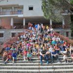 Éxito en el campamento padres-hijos