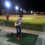 Golf y Football americano