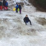 Excursión a la nieve