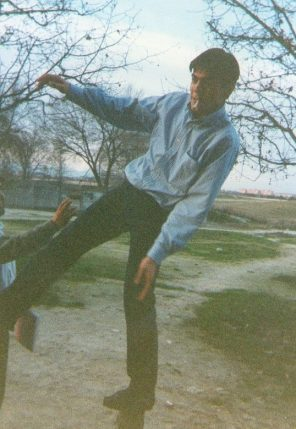 Joaquín fuma en equilibrio