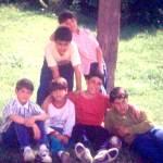 Álbum histórico: promoción de Richi, PJ, Juanjo, Vaquero, FM…