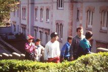 Alberto Gamero, Carlos Gordon,(1)