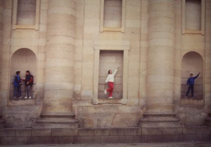Paco Pedroviejo en el escorial(1)