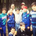 Álbum histórico: promoción de Jesús David Hernansanz, Perico López, Andrés Baños, Javi Solaesa…