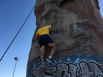 Escalando en Rivas (2)