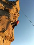 Escalando en Rivas (5)