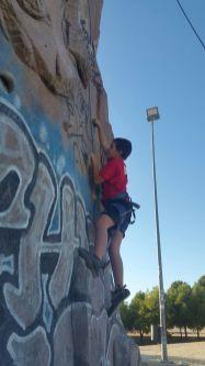 Escalando en Rivas (9)