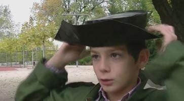 Vaquero Guardia Civil