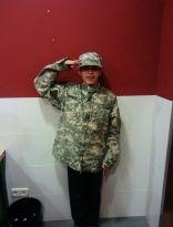 Uniformes militares en maquetas (4)
