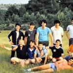Álbum antiguo: los campamentos de Torremocha