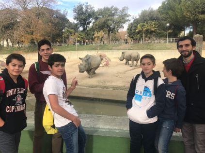 En el ZOO de Madrid 13.08