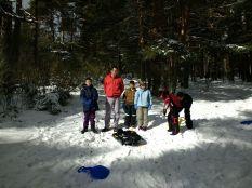 5º se va de Excursion a la nieve (9)