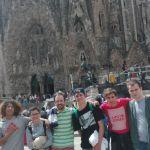 Puente de mayo en Barcelona