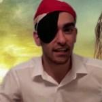 Anuncio del Pirata Timoteo 2019