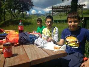 Acampada con los pequenos en las cabanas (3)