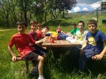 Acampada con los pequenos en las cabanas (4)