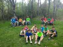 Acampada con los pequenos en las cabanas (6)