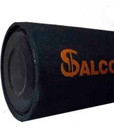 Bass Tube for Home and Car, Active Subwoofer